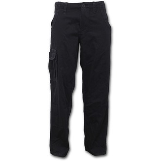 Pantaloni bărbați SPIRAL - METAL STREETWEAR - Negru, SPIRAL