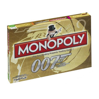 Joc de masă M 007 James Bond - Monopoly