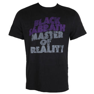tricou stil metal bărbați Black Sabbath - BLACK SABBATH - AMPLIFIED, AMPLIFIED, Black Sabbath