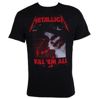 tricou stil metal bărbați Metallica - METALLICA - AMPLIFIED, AMPLIFIED, Metallica