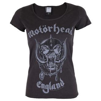 tricou stil metal femei Motörhead - MOTORHEAD - AMPLIFIED, AMPLIFIED, Motörhead
