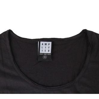 tricou stil metal femei AC-DC - ACDC - AMPLIFIED, AMPLIFIED, AC-DC