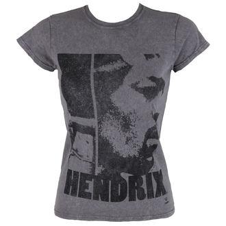 tricou stil metal femei Jimi Hendrix - Let Me Live - ROCK OFF, ROCK OFF, Jimi Hendrix