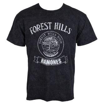 tricou stil metal bărbați Ramones - Forest Hills - ROCK OFF, ROCK OFF, Ramones