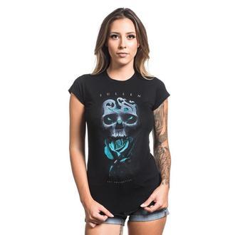 Tricou femei SULLEN - NEIL BADGE - BLACK - SCW1076_BK