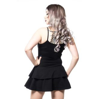 Rochie femei Heartless - MOMOKO - BLACK, HEARTLESS