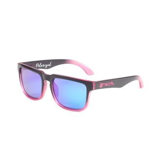 Ochelari soare MEATFLY - Viper - B - Pink / Black Polarized, MEATFLY
