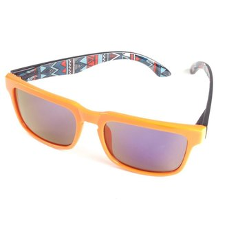 Ochelari soare MEATFLY - Blade - B - Orange / Black, MEATFLY