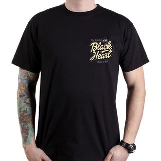 tricou de stradă bărbați - JENNY - BLACK HEART, BLACK HEART