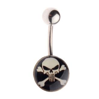 pătrunzător bijuterii craniu l o44 mabr
