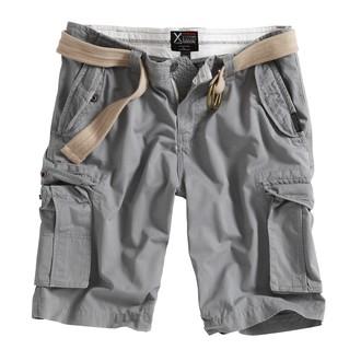 Pantaloni scurți bărbați SURPLUS - XYLONTUM VINTAGE - GRAU, SURPLUS