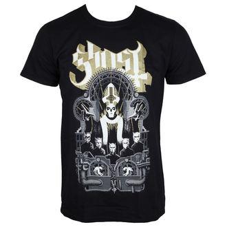 tricou stil metal bărbați Ghost - Wegner - ROCK OFF, ROCK OFF, Ghost