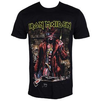 tricou stil metal bărbați Iron Maiden - Stranger Sepia - ROCK OFF, ROCK OFF, Iron Maiden