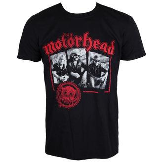 tricou stil metal bărbați Motörhead - Stamped - ROCK OFF, ROCK OFF, Motörhead