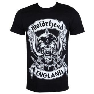tricou stil metal bărbați Motörhead - Crosses Sword England - ROCK OFF, ROCK OFF, Motörhead