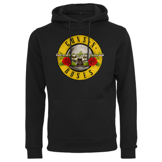 Hanorac cu gluga bărbați Guns N' Roses, URBAN CLASSICS, Guns N' Roses