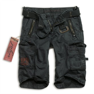 Pantaloni scurți bărbați SURPLUS - ROYAL - BLACK, SURPLUS