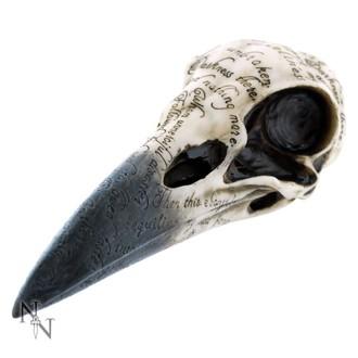 Decoraţiune Edgar's Raven Skull, NNM
