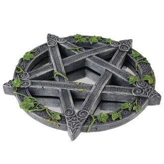 Oglindă (decoraţiune) Wiccan Pentagram