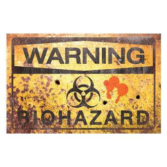 Decoraţiune (semne) Warning Bio Hazard
