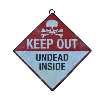 Semne Keep Out- Undead Inside