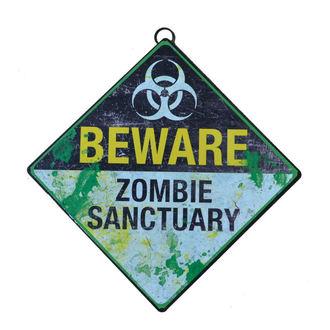 Semne Beware Zombie Sanctuary