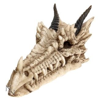 Suport beţişoare de tămâie Draco Skull, NNM