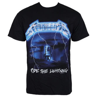 tricou stil metal bărbați Metallica - Ride The Lightening - - RTMTL(NEW)TSBRID