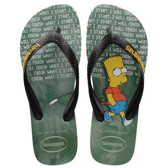 șlapi unisex The Simpsons - SIMPSONS - HAVAIANAS, HAVAIANAS