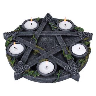 Sfeşnic (decoraţiune) Wiccan Pentagram Tea, NNM