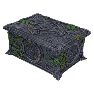 Cutie (decoraţiune) Wiccan Pentagram