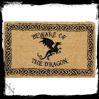 Ştergător picioare Beware of the Dragon