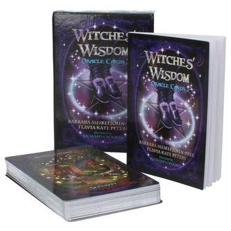 Cărţi de tarot Witches Wisdom, NNM