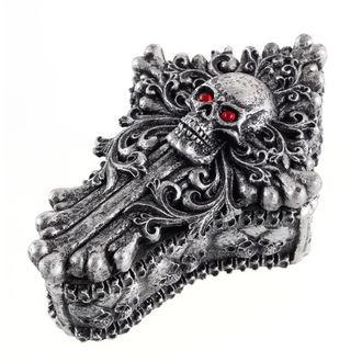 Cutie (decoraţiune) Skull Fossil