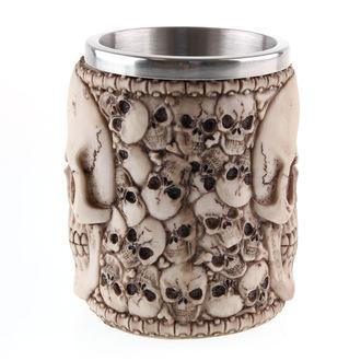 Stacană (cană) Tankard of Skulls