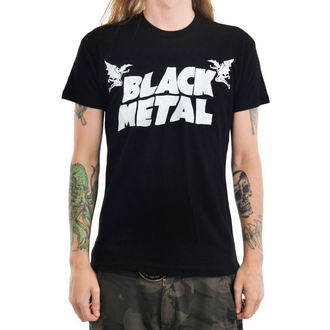 tricou stil gotic și punk bărbați - BLACK METAL - TOO FAST, TOO FAST