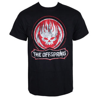 tricou stil metal bărbați Offspring - Distressed Skull -, Offspring