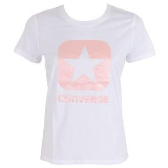 tricou de stradă femei - Metallic Boxstar - CONVERSE, CONVERSE