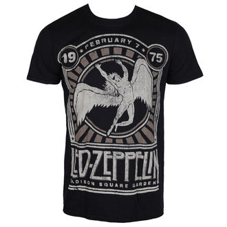 tricou stil metal bărbați Led Zeppelin - MADISON SQ GARDEN - LIVE NATION, LIVE NATION, Led Zeppelin