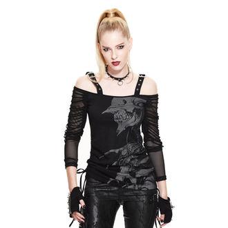 tricou stil gotic și punk bărbați - Kraven - DEVIL FASHION, DEVIL FASHION