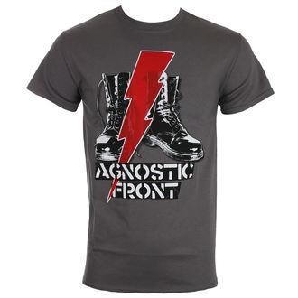 tricou stil metal bărbați Agnostic Front - BLITZ BOOTS - RAGEWEAR, RAGEWEAR, Agnostic Front