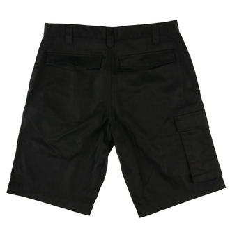 Pantaloni scurti a bărbaţilor AGNOSTIC FRONT - LOWER EASTSIDE - Black - RAGEWEAR, RAGEWEAR, Agnostic Front