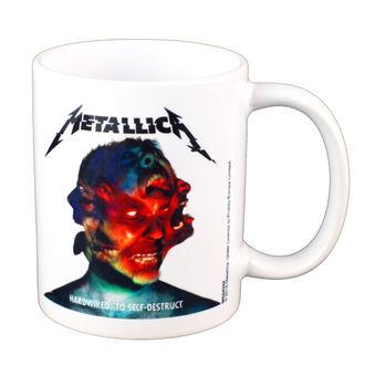 Cană METALLICA - PYRAMID POSTERS, PYRAMID POSTERS, Metallica