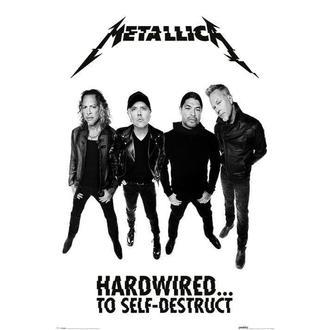Poster METALLICA - PYRAMID POSTERS, PYRAMID POSTERS, Metallica