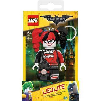 Breloc cheil (pandantiv) Lego Batman - Harley Quinn