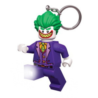 Breloc de chei (pandantiv) Lego Batman - Joker, NNM