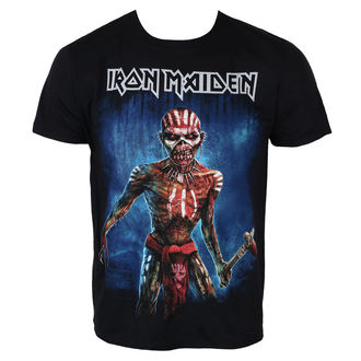 tricou stil metal bărbați Iron Maiden - Black - ROCK OFF, ROCK OFF, Iron Maiden