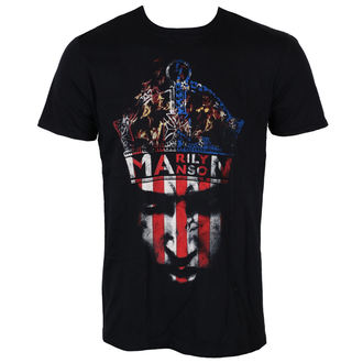 tricou stil metal bărbați Marilyn Manson - Crown - ROCK OFF, ROCK OFF, Marilyn Manson