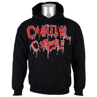 hanorac cu glugă bărbați Cannibal Corpse - Logo - NUCLEAR BLAST, NUCLEAR BLAST, Cannibal Corpse