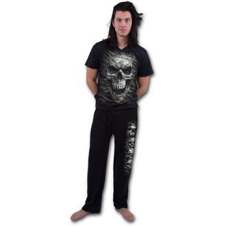 Pijama bărbați SPIRAL - CAMO-SKULL, SPIRAL